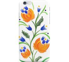 Petrykivka Folk Art iPhone Case/Skin