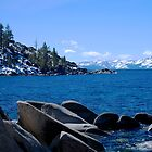 Lake Tahoe East Shore by Richard Rushton