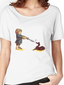 smaug the stupendous Women's Relaxed Fit T-Shirt