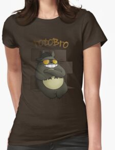 Totobro Womens Fitted T-Shirt