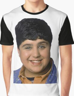 Josh Peck Portrait Graphic T-Shirt