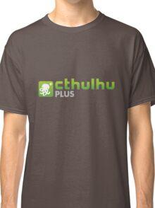 Cthulhu Plus Classic T-Shirt