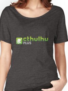 Cthulhu Plus Women's Relaxed Fit T-Shirt