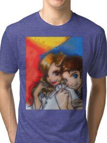 Photoshoot  Tri-blend T-Shirt