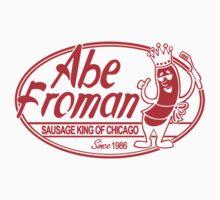 Abe Froman Red Sausage King by porsandi