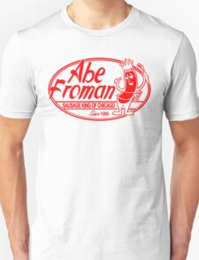 Abe Froman Red Sausage King Unisex T-Shirt