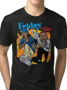 Friday the 13th Tri-blend T-Shirt