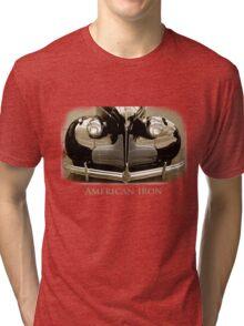 American Iron Tri-blend T-Shirt