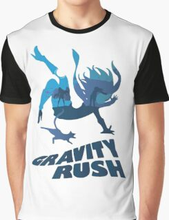 Gravity Rush Graphic T-Shirt