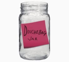 Douchebag Jar by jlev1130