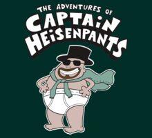 Captain Heisenpants by Jen Pauker