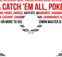 Pokerap Sticker