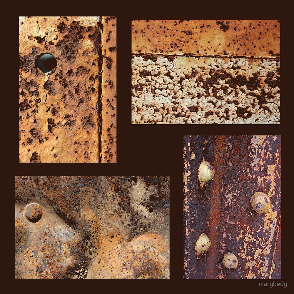 In Rust We Trust by marybedy