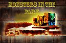 Monsters in the Park by Nigel Bangert