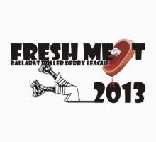 Fresh Meat-BRDL 2013 T-Shirt