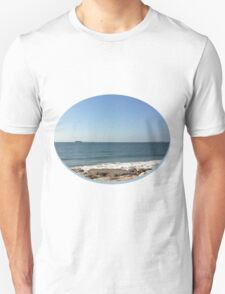Sky, Water and Rocks T-Shirt