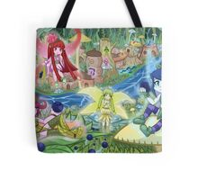 Blueberry Haven  Tote Bag