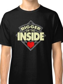 WHO has the Bigger Heart? Classic T-Shirt