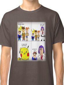 pokemon meme Classic T-Shirt