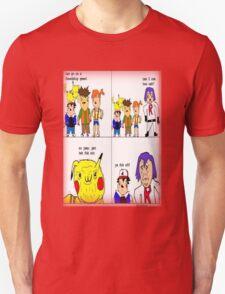 pokemon meme T-Shirt