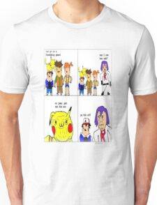 pokemon meme Unisex T-Shirt