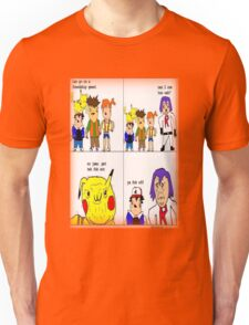 pokemon meme Unisex T-Shirt
