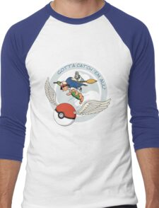Gotta Catch 'Em All Men's Baseball ¾ T-Shirt