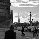 Place de la concorde by Olivier Sohn