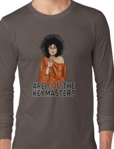 Are You the Keymaster? Long Sleeve T-Shirt