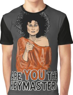 Are You the Keymaster? Graphic T-Shirt