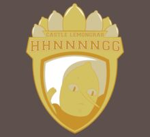 The Castle Lemongrab Hhnnngg's by Tanner Johnston