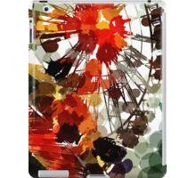 Ferris Wheel - Flashback To Childhood Fun - Digital Graphic iPad Case/Skin