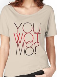 YOU WOT Women's Relaxed Fit T-Shirt