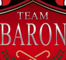 Team Baron Sticker