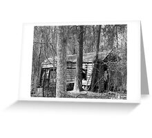 What Was Three Artistic Photograph by Shannon Sears Greeting Card