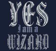 Are u a wizard? Kids Clothes