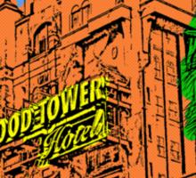 Tower of Terror Disney World Sticker