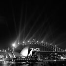 Peace in Sydney by Thomas Joannes