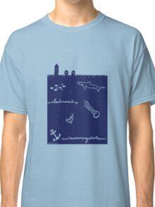 swimming idiots Classic T-Shirt