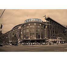 Safeco Field - Seattle Mariners Photographic Print