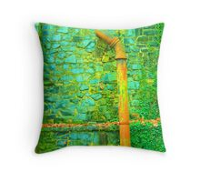 Decayed Pop Art #11 Throw Pillow