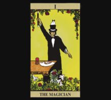 The Magician Tarot by jesselego
