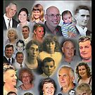 The cover for my Book on my family History by Alwyn Simple