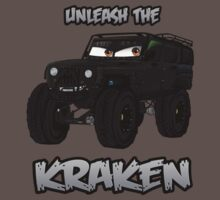 Unleash the KRAKEN! by PalmettoSpace