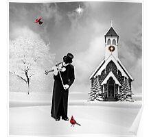 The Fiddler... Poster
