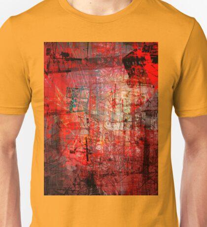 the city 24a Unisex T-Shirt