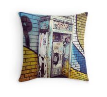 Payphone - Call Me Maybe Throw Pillow