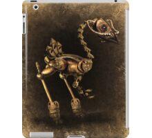 Steam Punk Robot Birdie iPad Case/Skin