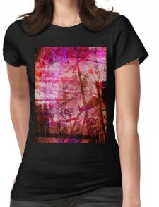 the city 23 Womens Fitted T-Shirt