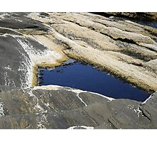 Tidal Pool Photographic Print